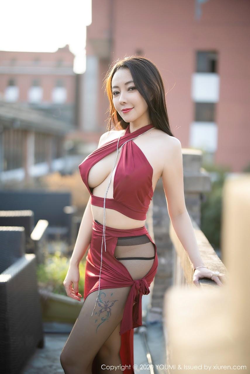 [YouMi] 2020-11-16 Vol.558 Guoer Victoria - idols